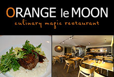 ORANGE le MOON - restaurace Špindlerův Mlýn